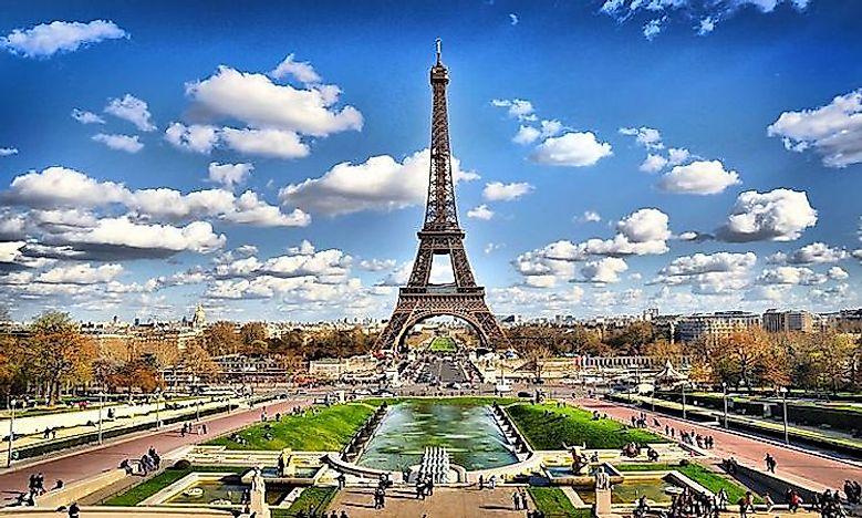 # 5 Paris -