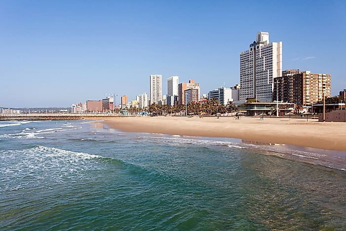 #5 Durban, South Africa