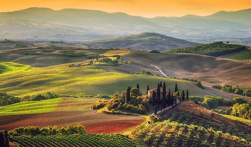 #5 Italy