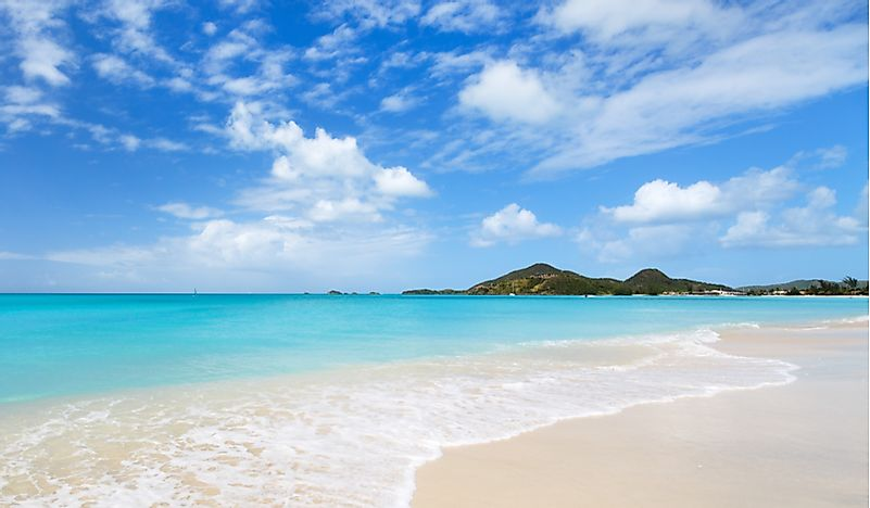What Are The Major Natural Resources Of Antigua And Barbuda?