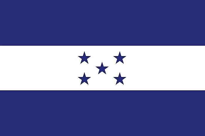 What Do The Colors And Symbols Of The Flag Of Honduras Mean?