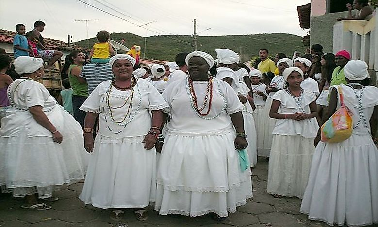 Largest Ethnic Groups In Brazil