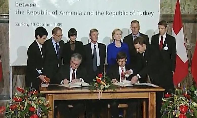 Armenia-Turkey : What Type Of Relations Exist Between These Two Nations?