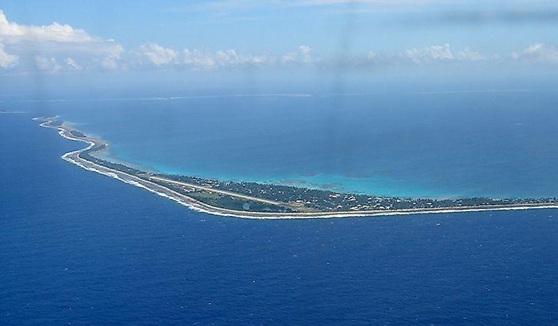 Sea Level Rise Pacific Islands