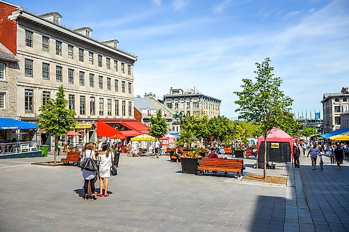 Montreal Set to Break Tourism Records