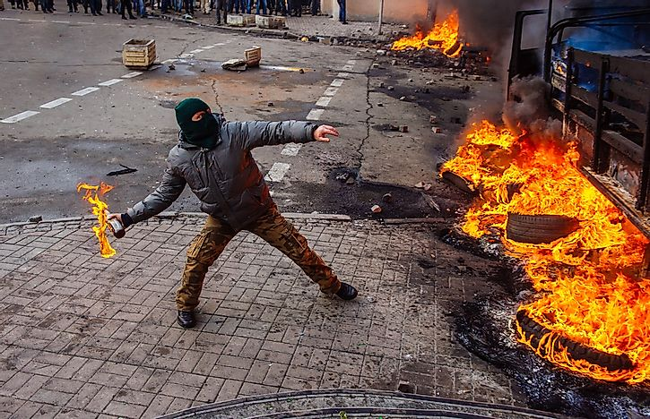 The 10 Worst Riots in Europe