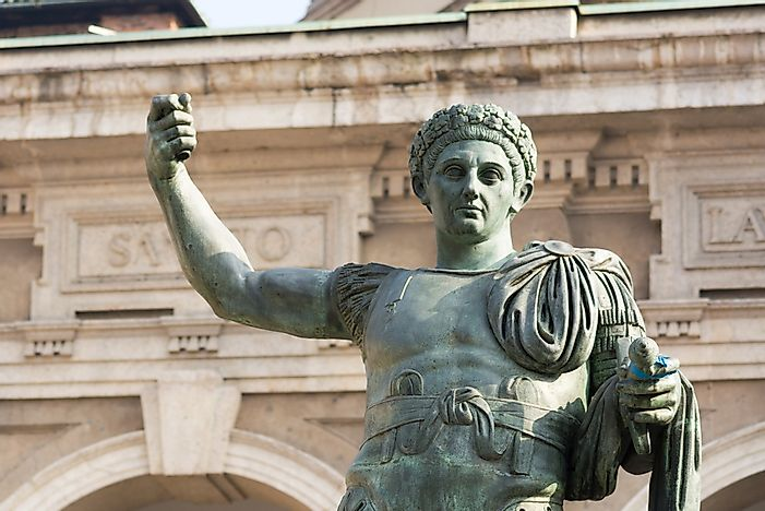 The Six Greatest Roman Emperors