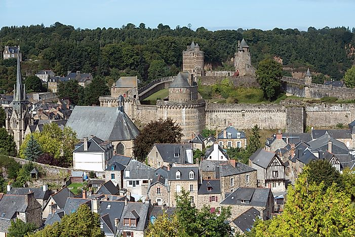 #2 Fougeres