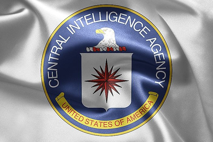 What is the Central Intelligence Agency (CIA)?