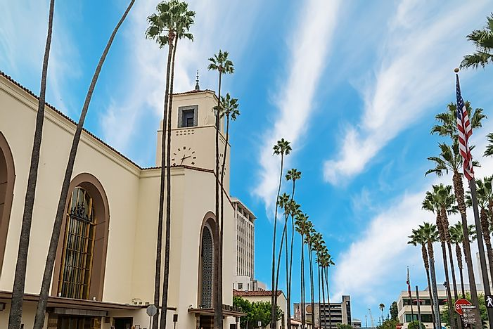 #10 Union Station - Los Angeles, California