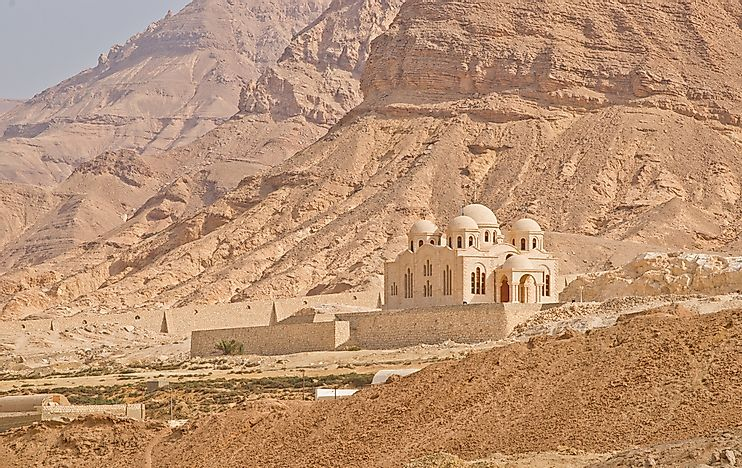 #4 The Eastern Desert