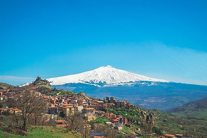 Interesting Facts About Mount Etna