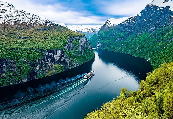 The Deepest Fjords in The World