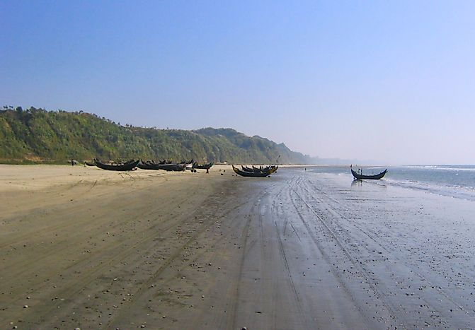 Cox's Bazar, Bangladesh - Unique Places around the World