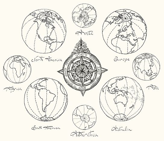 "Defining What Exactly Is A ""Continent"""