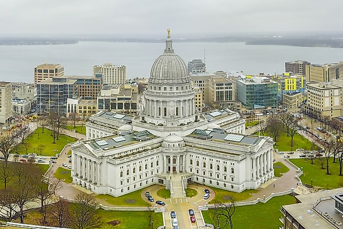 #5 Wisconsin State Capitol