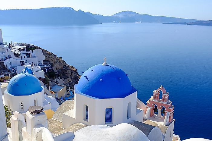 Santorini, Greece: Unique Places around the World