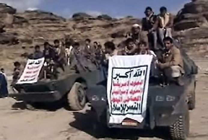 Who Are The Houthis Of Yemen?
