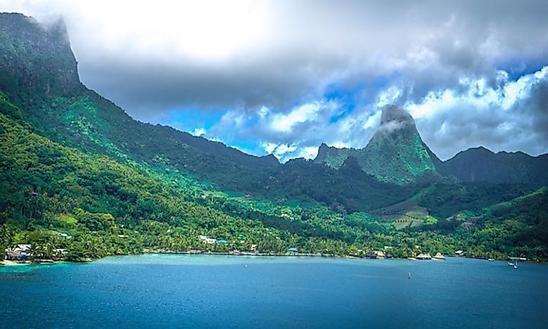 Islands Of French Polynesia