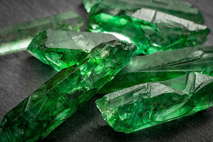 The Most Precious Emeralds In The World