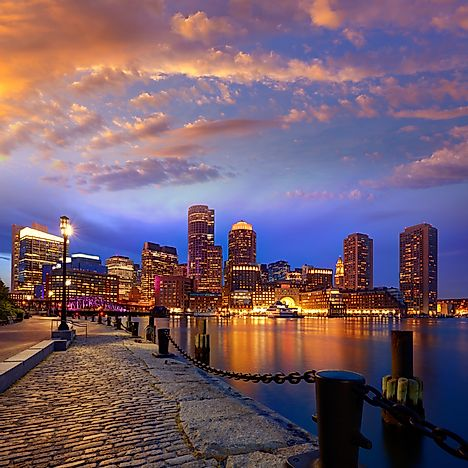 #6 Boston - The Greenest Cities in North America