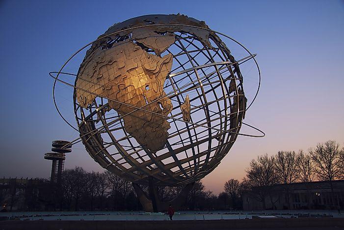 #3 Unisphere - 1964