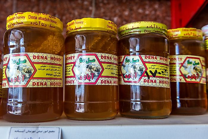 Countries That Consume the Most Honey