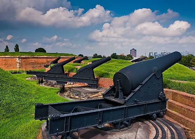 Fort McHenry - Important Places in US History