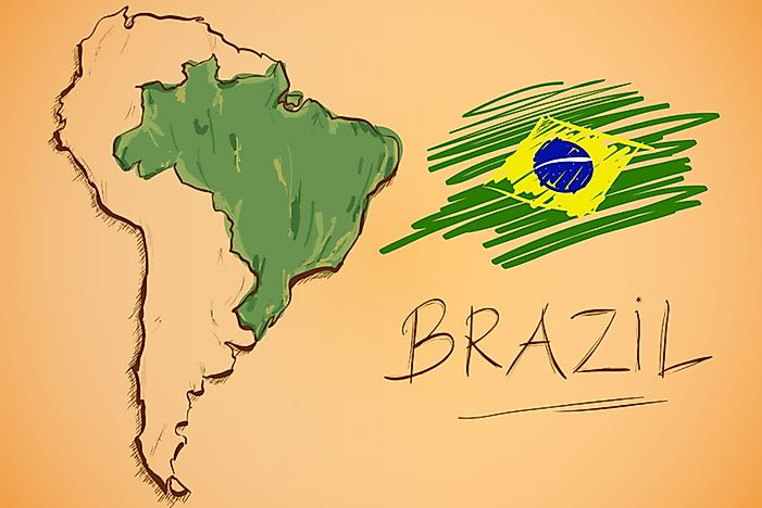 What Continent Is Brazil In?