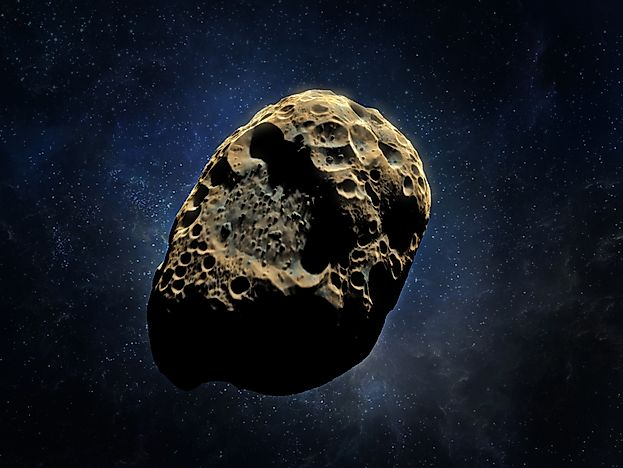 What Is Asteroid Mining? - WorldAtlas.com