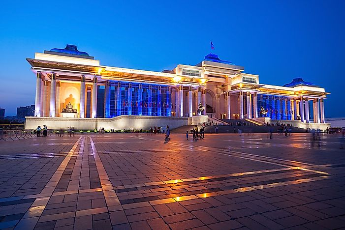 What Type Of Government Does Mongolia Have?