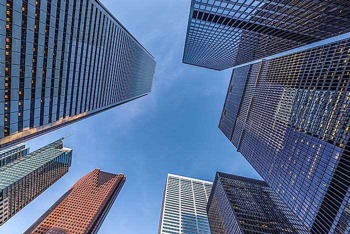 The Tallest Buildings in Canada