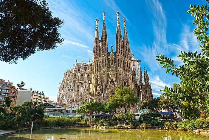 The Major Religions in Spain - WorldAtlas com