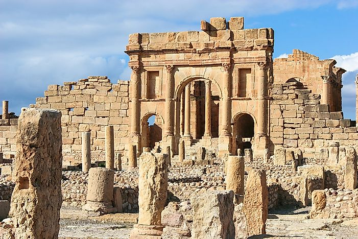 5 Important Cities of the Roman Empire - WorldAtlas com