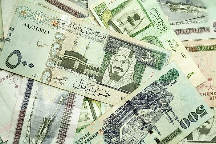 What is the Currency of Saudi Arabia?