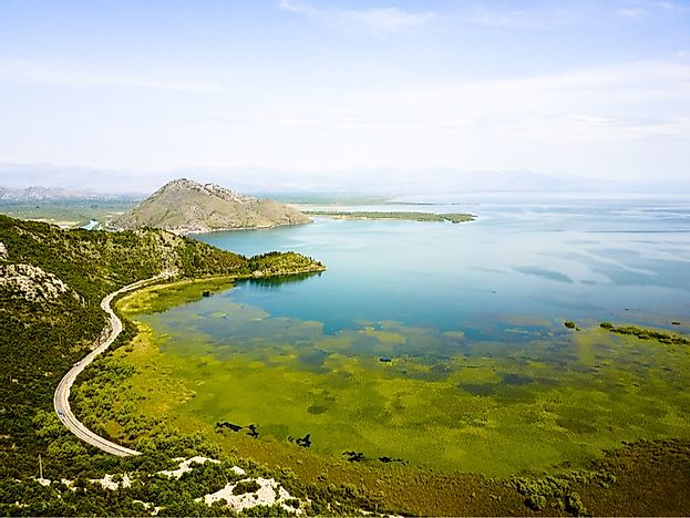 The Five National Parks of Montenegro