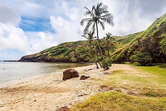 No beach list would be complete without an entry from Hawaii.