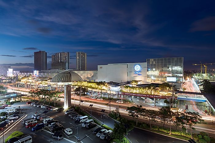 The Largest Shopping Malls in Asia