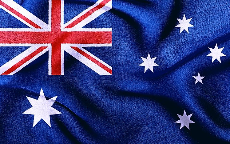 What Do The Colors And Symbols Of The Australian Flag Mean?
