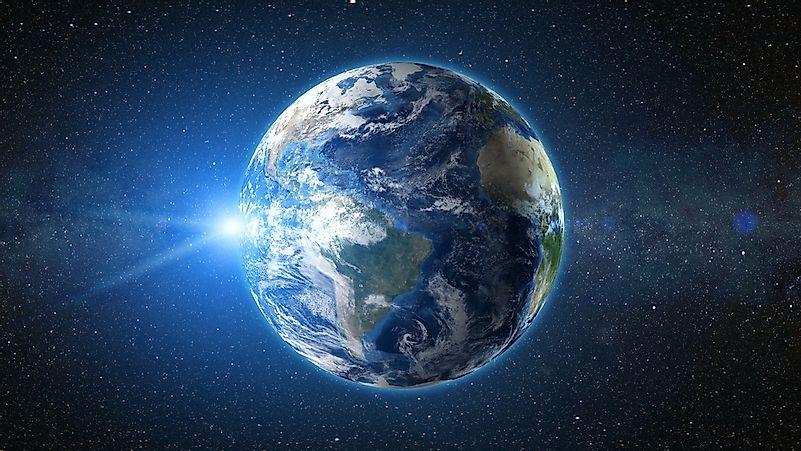 Откуда мы знаем, что наш мир круглый?