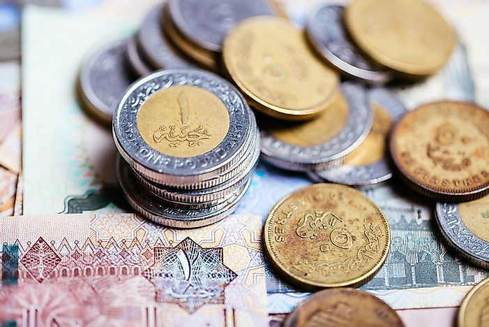 Egypt Currency What Is The Of