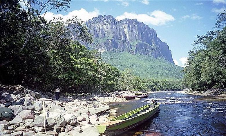 Venezuela's National Parks And Protected Areas