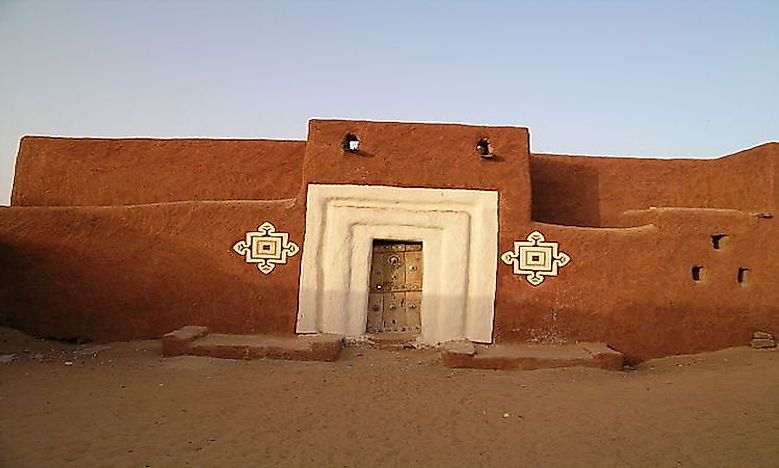 Ancient Trans-Sahara Caravan Towns Of Mauritania
