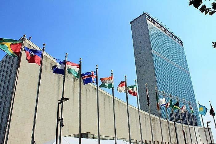 The United Nations - International Organizations in History