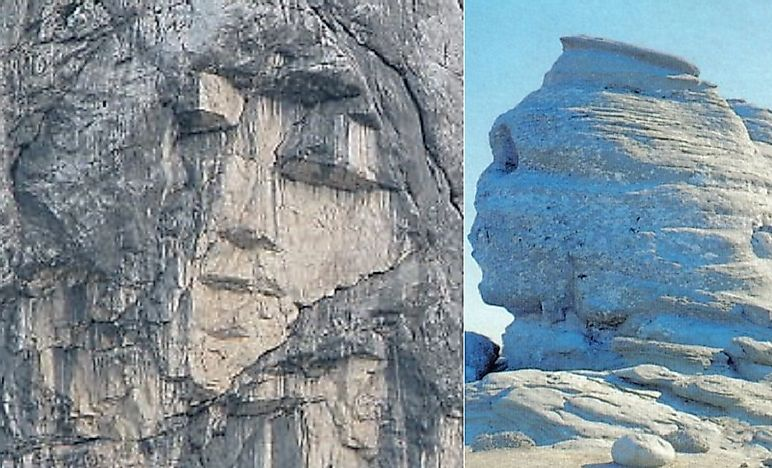 Rock Formations That Look Like People From Around The World