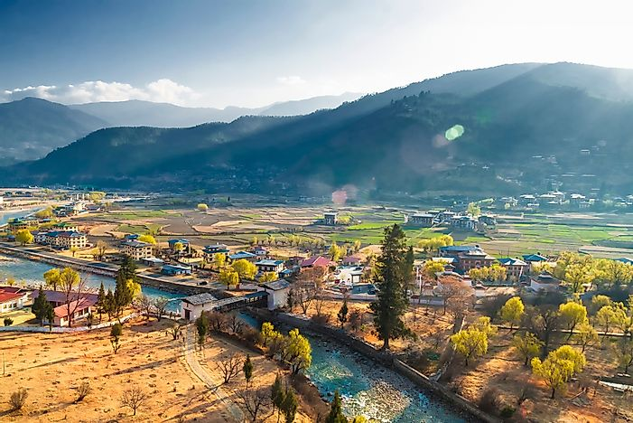 What Are The Natural Resources Of Bhutan?