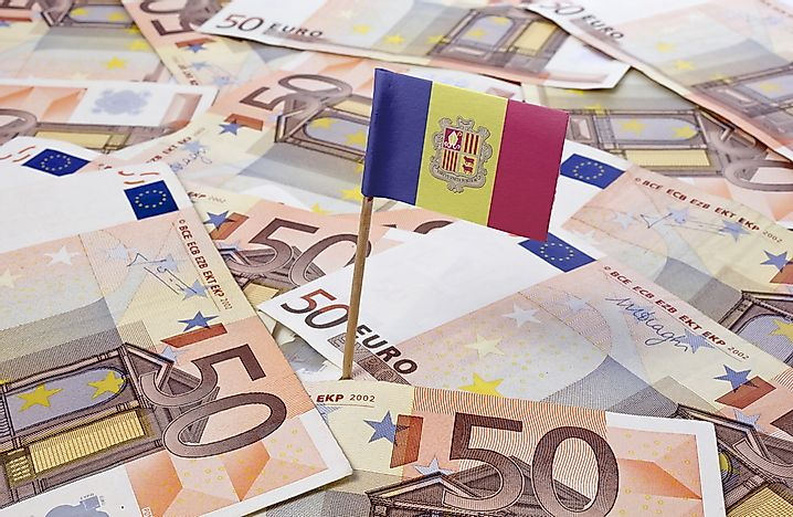 What is the currency of Andorra?