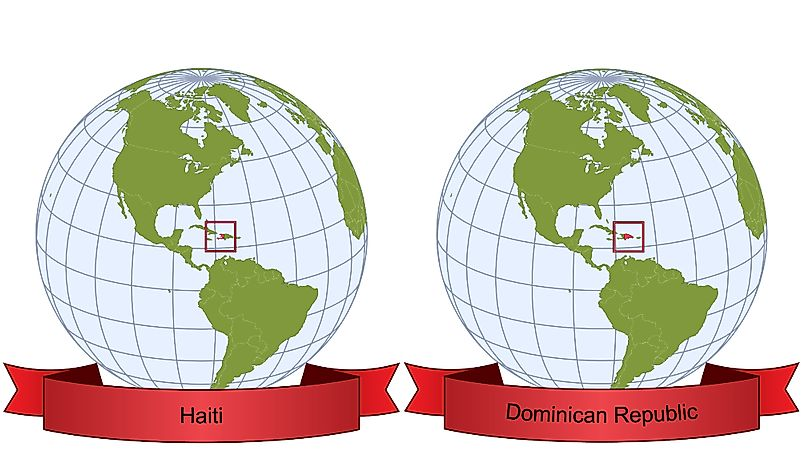 Which Countries Make Up the Island of Hispaniola WorldAtlas
