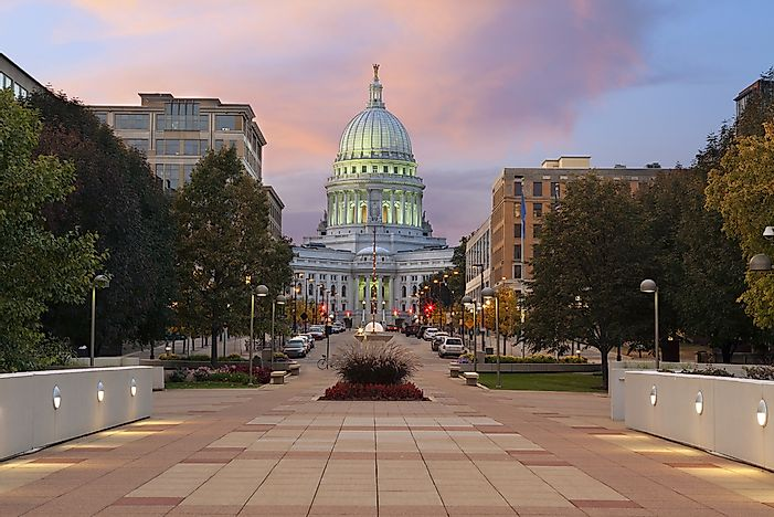 What Is the Capital of Wisconsin?