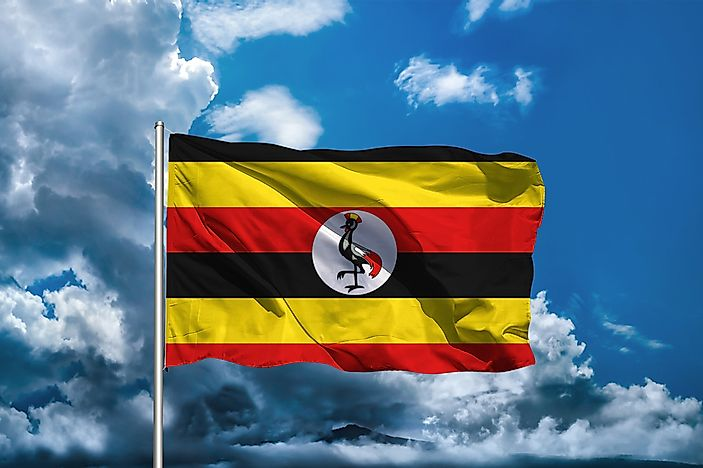 What Do The Colors And Symbols Of The Flag Of Uganda Mean